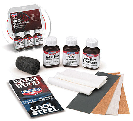 BW Casey Tru Oil Stock Finish Kit
