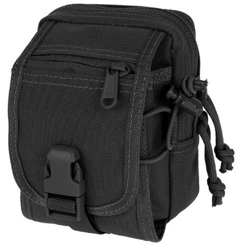 Maxpedition Black M-1 Compact Waistpack