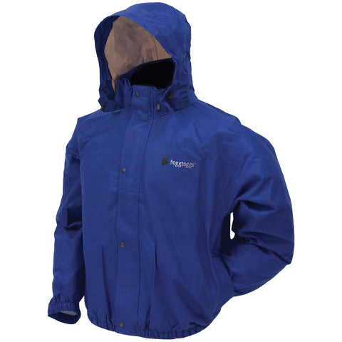 Frogg Toggs Bull Frogg Jacket Navy - Medium