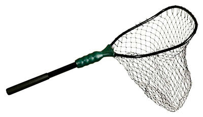 Adventure Ego Landing Net Float Medium 17x19 in 30 in Handle