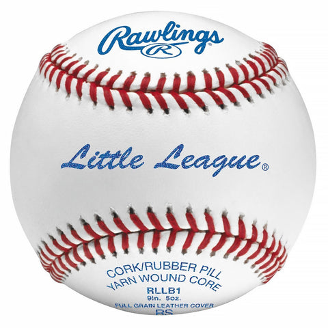 Rawlings Little League Competition Grade Baseball 1 Dozen