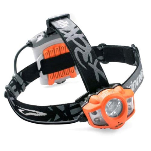 Princeton Tec Apex Headlamp Orange APXL-OR