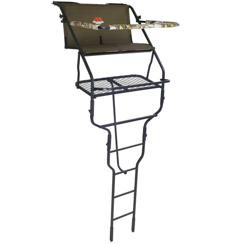 Millennium L-200 18ft Double Ladder Stand