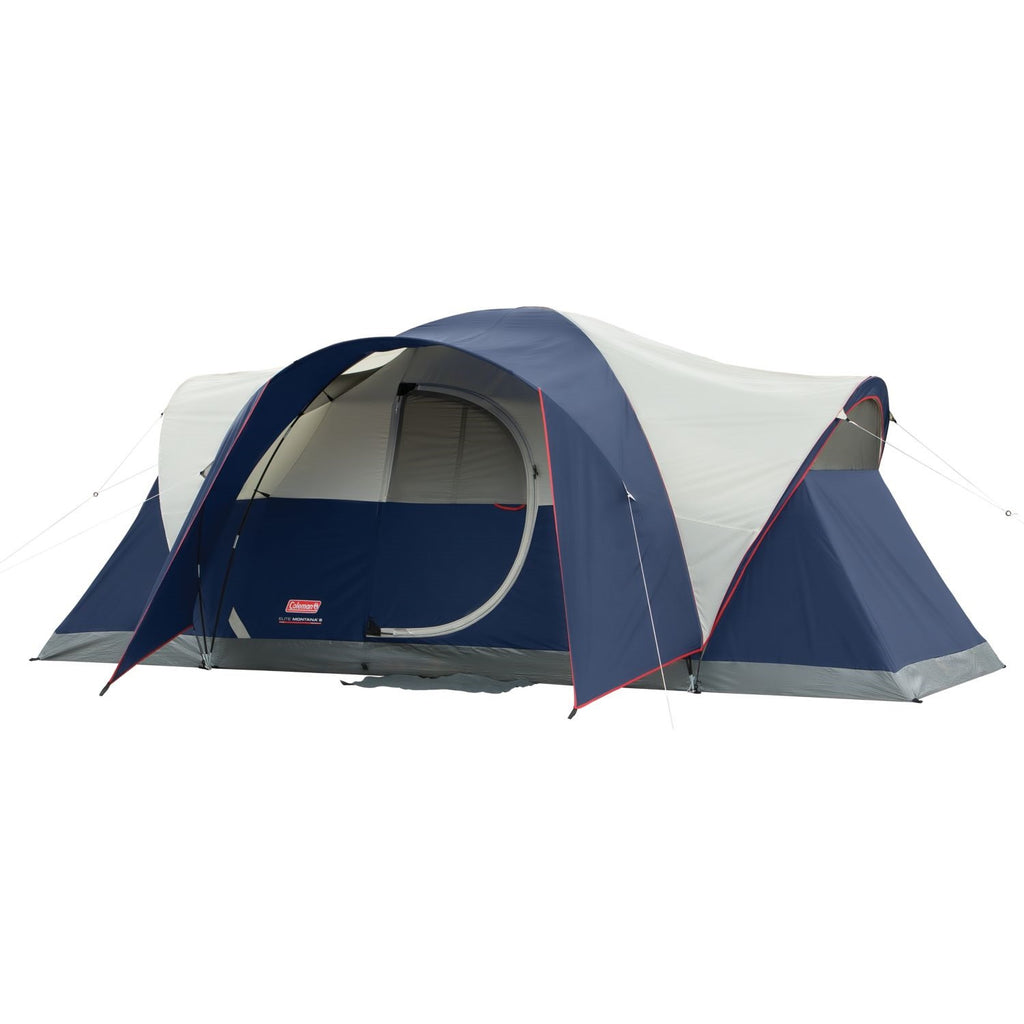 Coleman 16X7 Elite Montana 8 Person with LED Tent