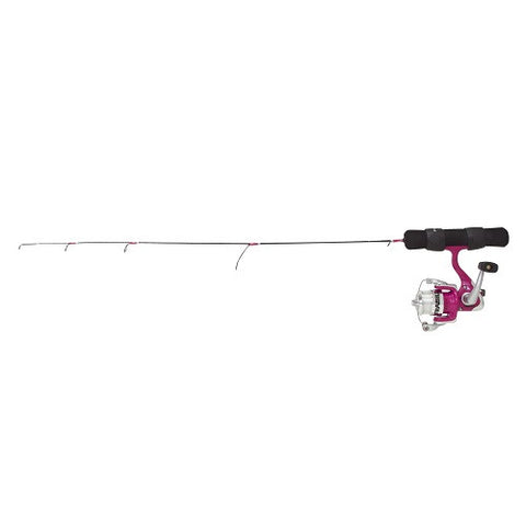 "Frabill Freya Spinning Reel Fishing Combo 24"" Ultra Light"