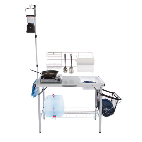 Stansport Deluxe Portable Fold-Up Camp Kitchen