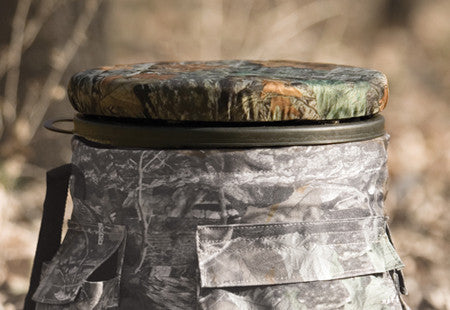 Big Game 360 Degree Swivel Seat   Matrix Camo GS0205