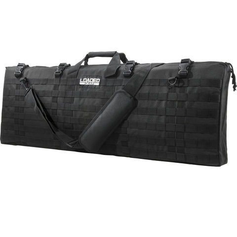 "Barska Loaded Gear RX-300 40"" Tactical Rifle Bag - Black"