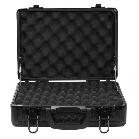SportLock AlumaLock Double Handgun Case Black