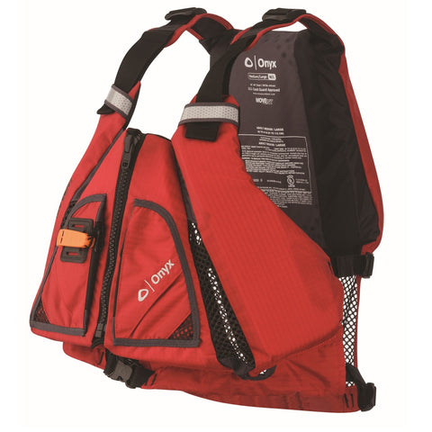 Onyx Outdoor Movevent Torsion Vest-Red XL/2XL