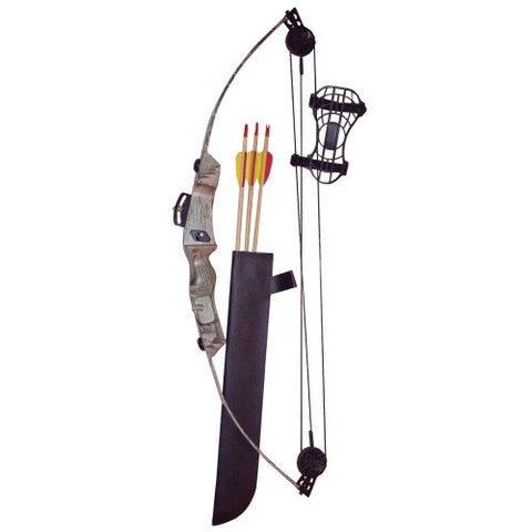 SA Sports Elk Compoun Youth Bow Set 564