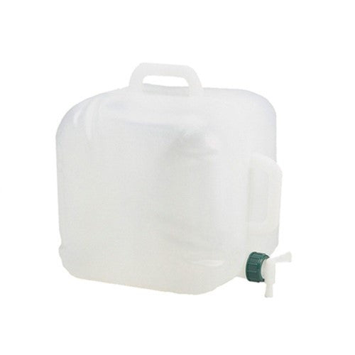 Coleman 5 Gallon Expandable Water Carrier White 2000014870