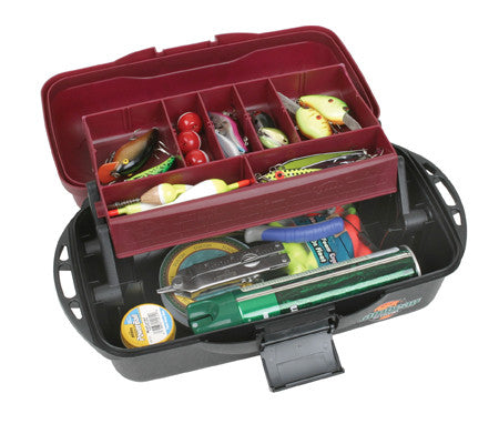 Flambeau 1 Tray Tackle Box     12Comp  1512B