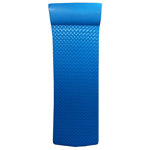 TRC Recreation Super Soft Pool Float in Bahama Blue