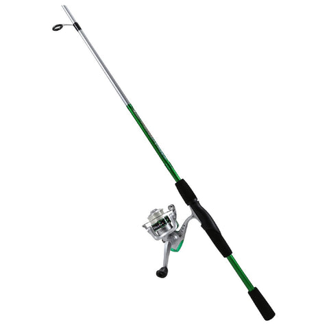 Okuma Steeler XP Combo 5'6ft 2pcs Green