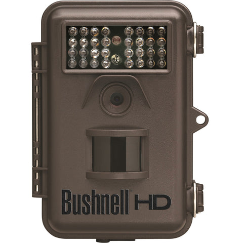 Bushnell 12MP Trophy Cam HD Essential Brown Low Glow