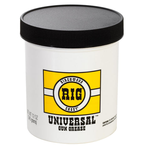 Birchwood Casey RIG Universal Grease 12 Ounce Jar