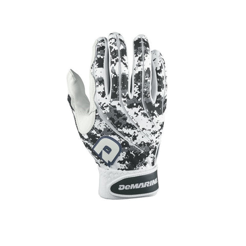 DeMarini Black Digi Camo Batting Glove Men's Medium