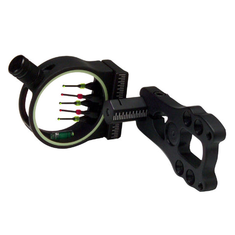 .30-06 KP Bow Sight Eco 5 Pin .029 Fiber w/Light & Level