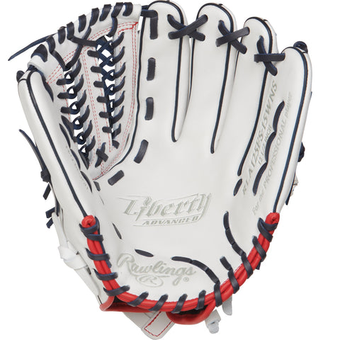 Rawlings Liberty Advanced 12.5in Softball Glove LH