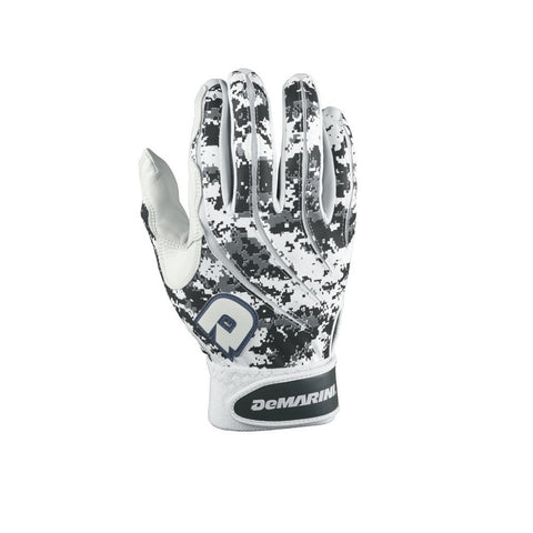 DeMarini Black Digi Camo Batting Glove Youth Medium