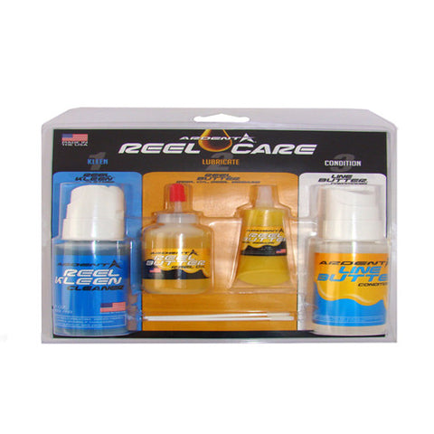 Ardent Reel Care 3 Step Pack