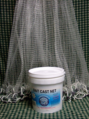 Lee Fisher Mono Cast Cast Net 3 Feet 3/8 In CBT-S3