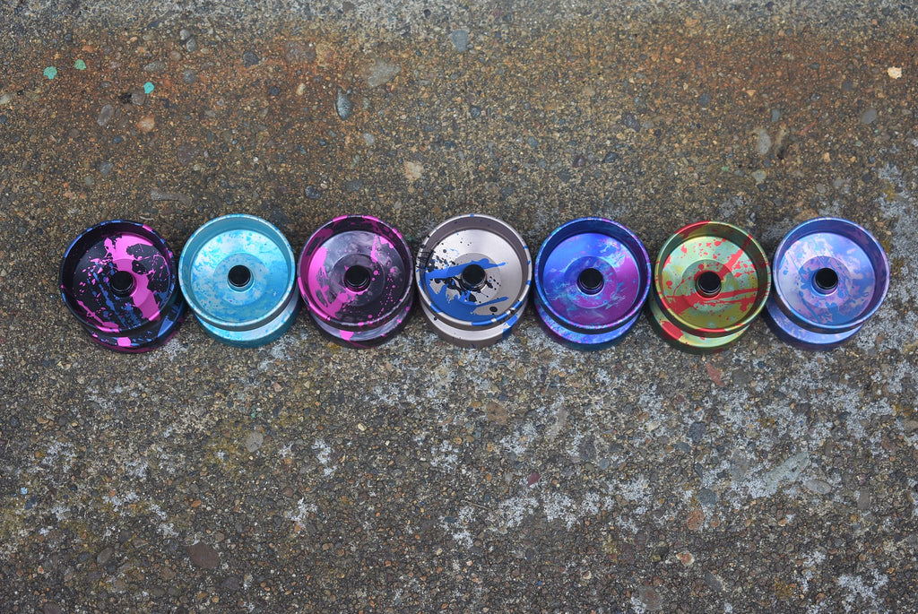 fat tire yoyo