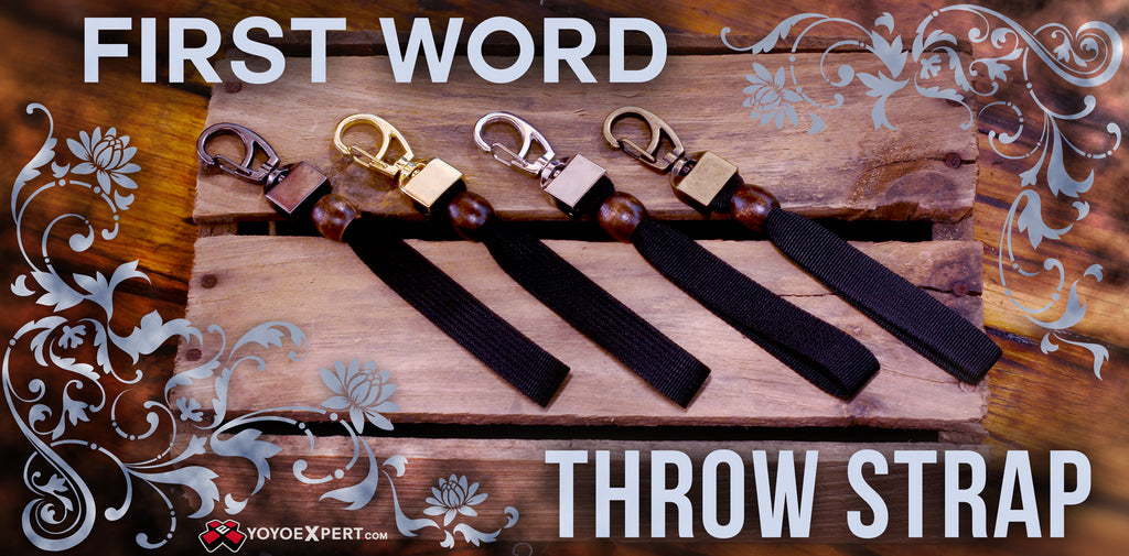 first word throw strap