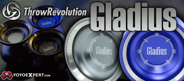 throw revolution gladius