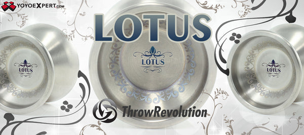 throw revolution lotus