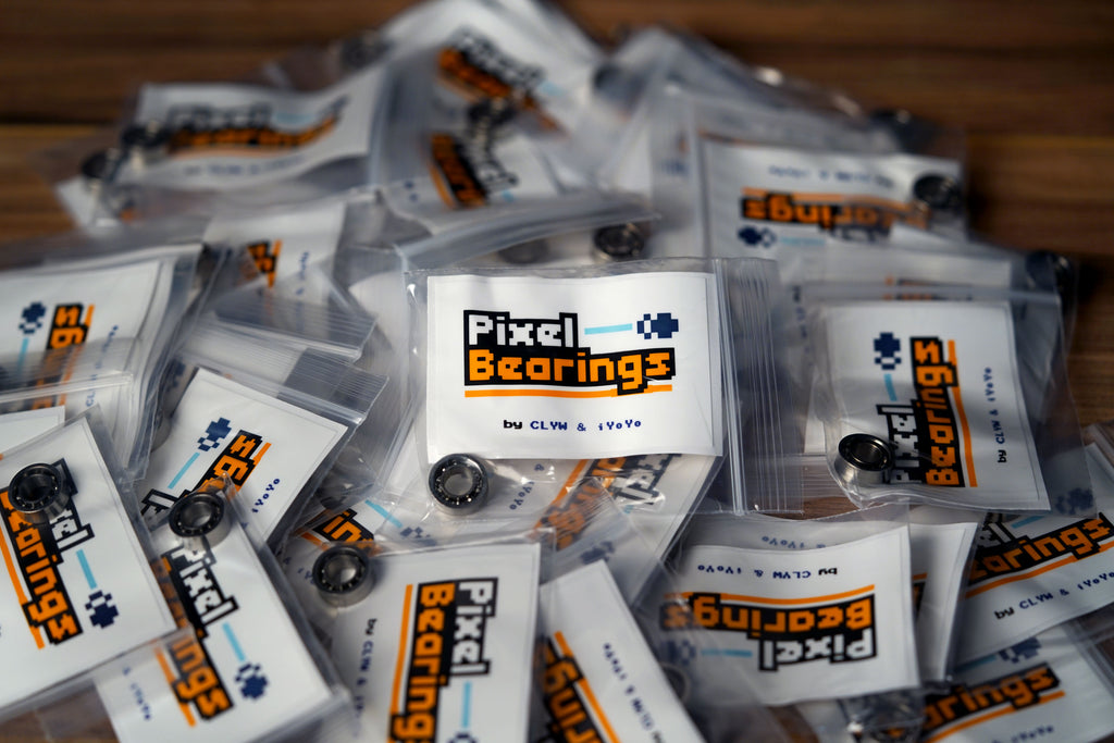 pixel bearings