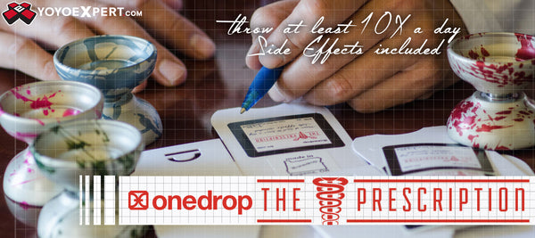 one drop prescription
