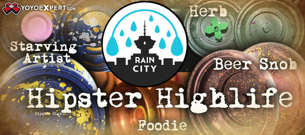 rain city hipster highlife