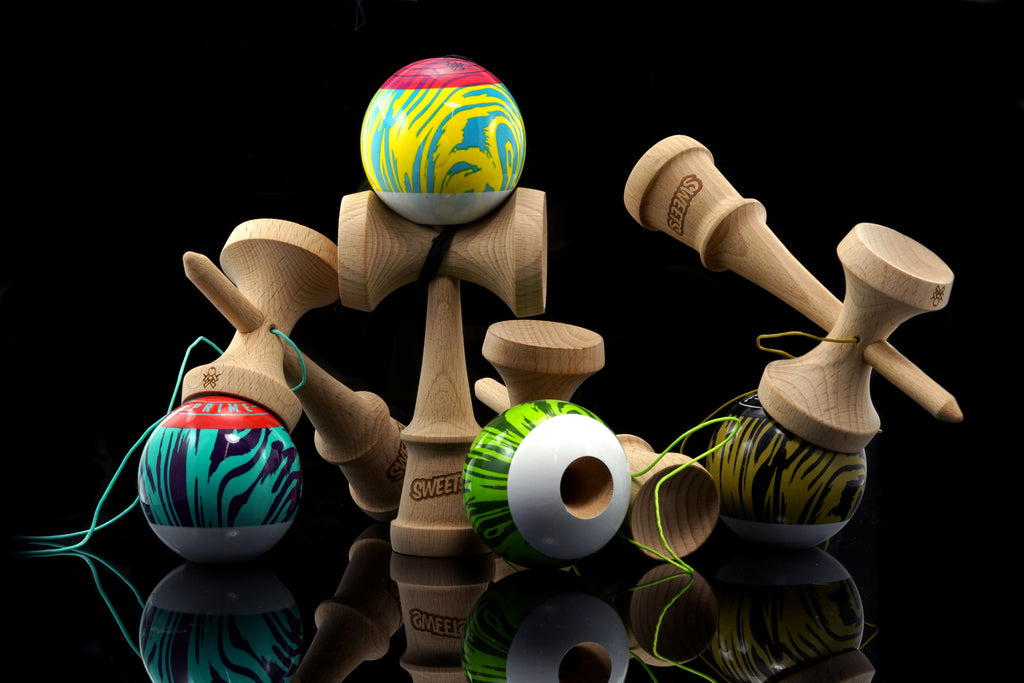 sweets prime kendama grain split