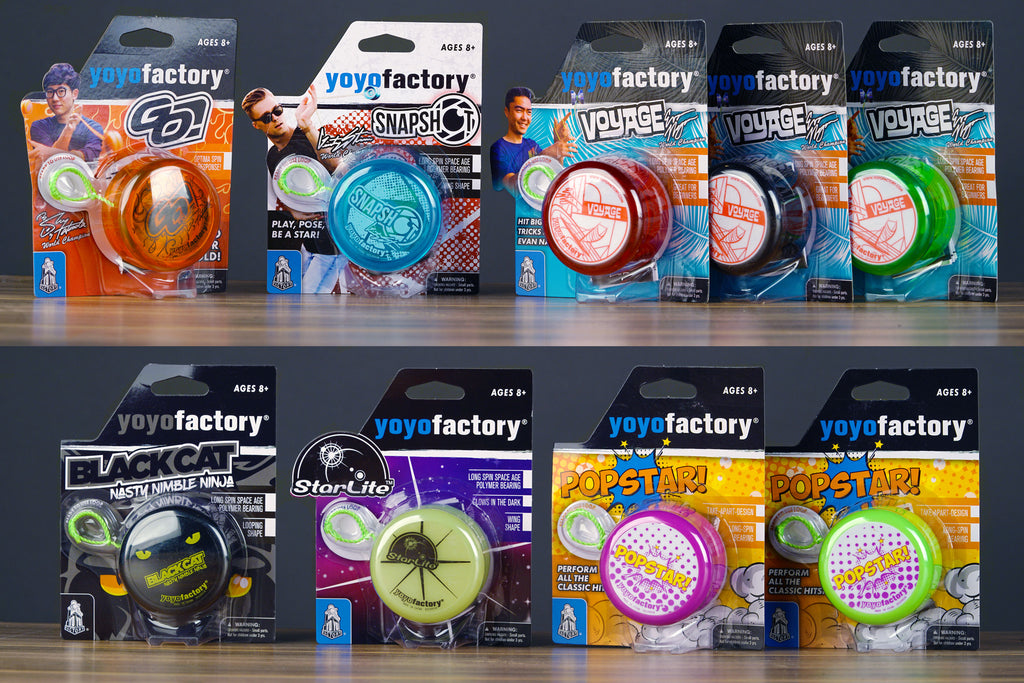 play yoyo collection