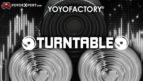 yoyofactory turntable feature