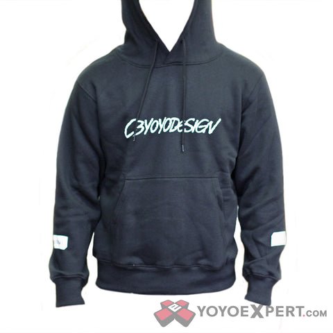 C3YoYoDesign Pullover Hoodie