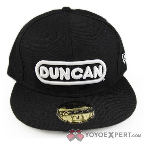 Duncan Logo Hat - Black