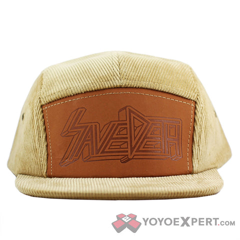 SAVE DETH Corduroy 5 Panel Hat
