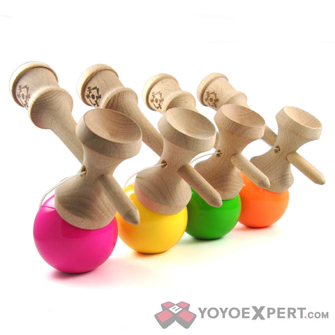 Kendama USA Tribute - Neon Color