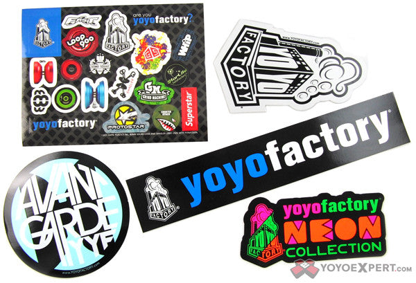 YYF Sticker Pack
