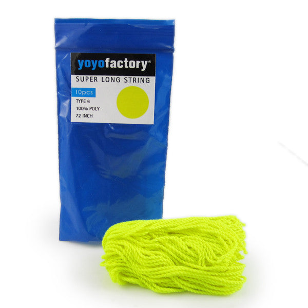 YYF Super Long String - 10 Pack