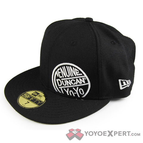 Duncan Genuine Hat - Black