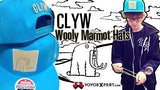 CLYW Wooly Marmot Snap-back Hat