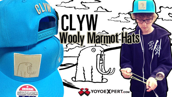 CLYW Wooly Marmot Snap-back Hat-2