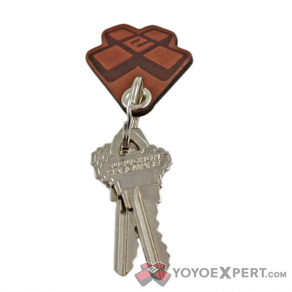 YoYoExpert Leather Keychain-2