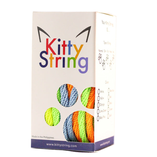 Kitty String - NEON Pack-3
