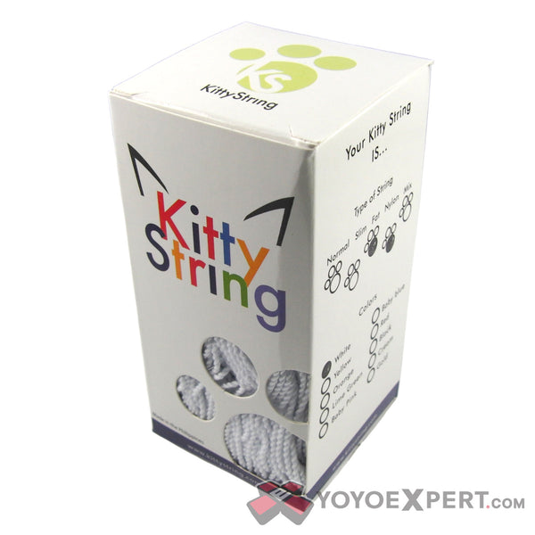Kitty String - 100 Count (Fat Nylon)-2