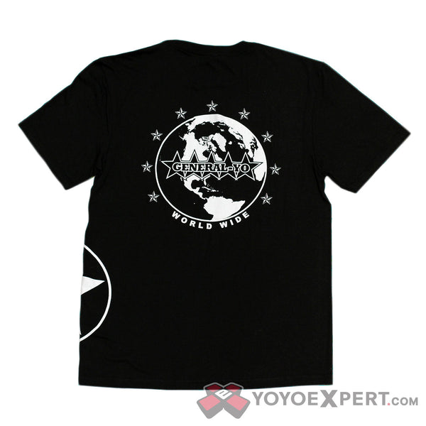 General-Yo World Wide T-Shirt-2